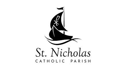 Third Sunday of  Lent Vigil Mass (Sat 5:30pm) tickets