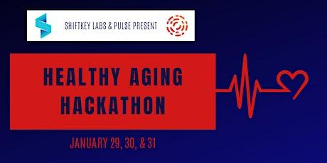 Healthy Aging Hackathon tickets