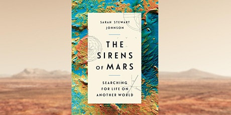 Space Fest 2021: The Sirens of Mars: An evening with Sarah Stewart Johnson tickets