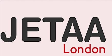 JETAA London AGM 2021 tickets