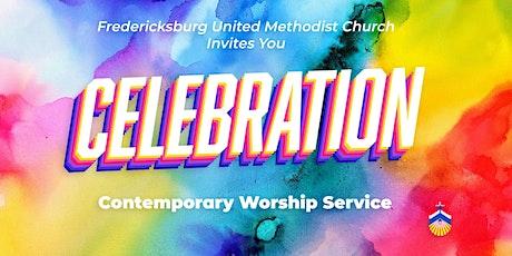 Celebration Contemporary Service tickets