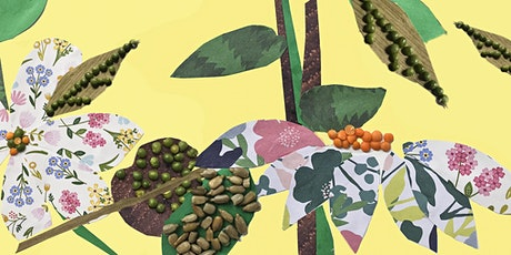 Fun with Botanical Collage Workshop tickets