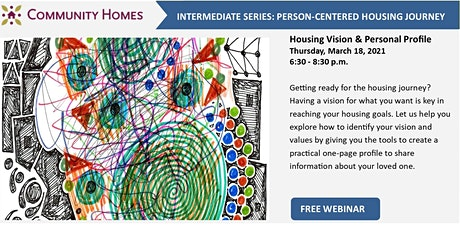 Housing Vision & Personal Profile 3/18/21 tickets