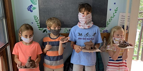 Morning Clay Day (Ages 6-9)! tickets