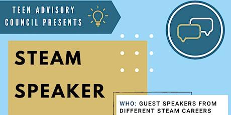 Careers in STEAM Guest Speaker Series tickets