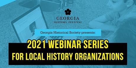 The Georgia Historical Marker Program: Local History Webinar tickets