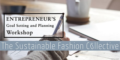 The Entrepreneur's Goal Setting and Planning Workshop tickets