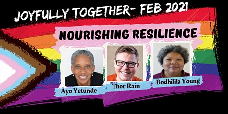 Joyfully Together : Nourishing Resilience tickets
