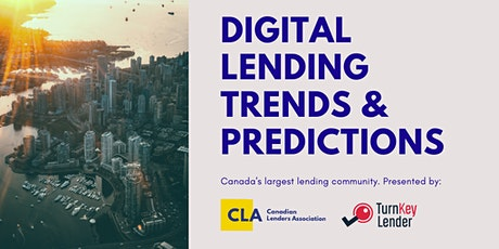 Digital Lending Trends & Predictions tickets