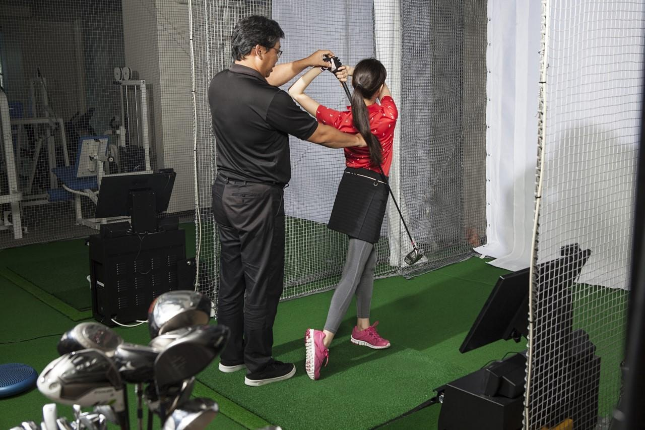 Master Your Golf Swing