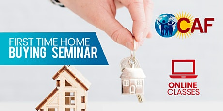 First Time Home Buying Seminar Tickets