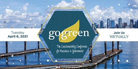 GoGreen Conference 2021 Virtual tickets