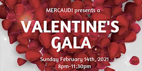 Valentine's gala tickets