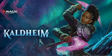 MTG Kaldheim Pre-release tickets
