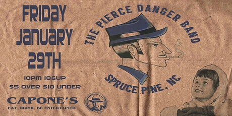 The Pierce Danger Band tickets