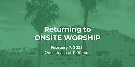 NPCC Worship Service (7 Feb 2021) tickets