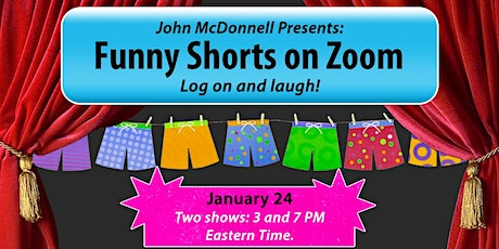 More Funny Shorts on Zoom tickets