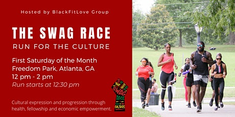The Swag Race: Run For The Culture tickets