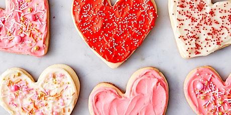 Valentine Cookie Kit tickets