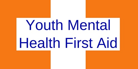 Virtual Youth Mental Health First Aid Training tickets