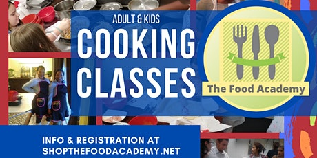 Kids Cooking Class tickets