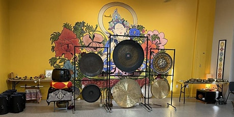 Gong Sound Experience and Energy Healing Event tickets