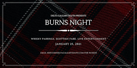Burns Night Whisky Dinner tickets