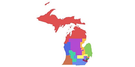 Michigan's Independent Citizens Redistricting Commission tickets
