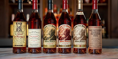 7TH Annual Pappy Van Winkle Rare Bourbon Dinner tickets