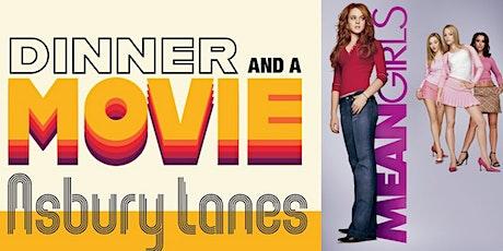 Mean Girls - Dinner & Movie tickets