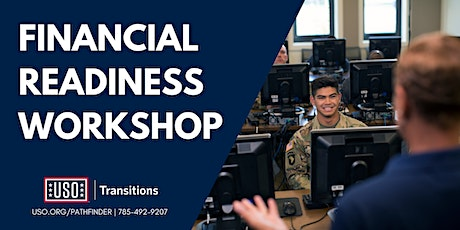 Financial Readiness Workshop: TSP and Money Management tickets