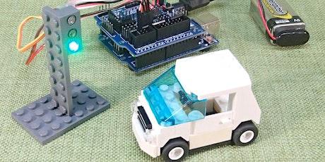 Introductory Robotics Workshop tickets