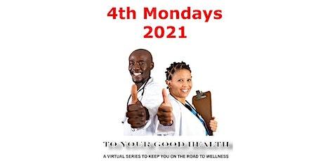 4th Mondays: Healthcare 2.0/COVID-19 tickets