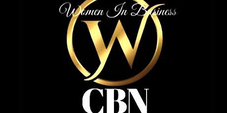 "CBN  ""WOMEN IN BUSINESS"" Italy tickets"
