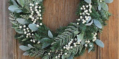 Winter  Wreath Making Workshop at Rory's Pub Sea Bright NJ tickets