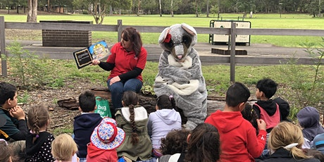 Bush School Nature Play and Story Time (Session 1) tickets
