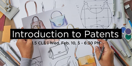Introduction to Patents (CLE) tickets