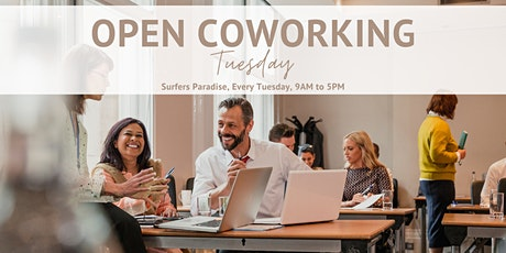 OPEN COWORKING TUESDAY tickets