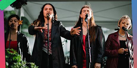 Ngā Hinepūkōrero – Spoken Word Poets tickets