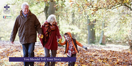 Guided Autobiography Series - You Should Tell Your Story tickets