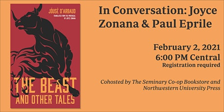 In Conversation: Joyce Zonana and Paul Eprile tickets