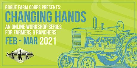 Building a Farm/Ranch Balance Sheet tickets