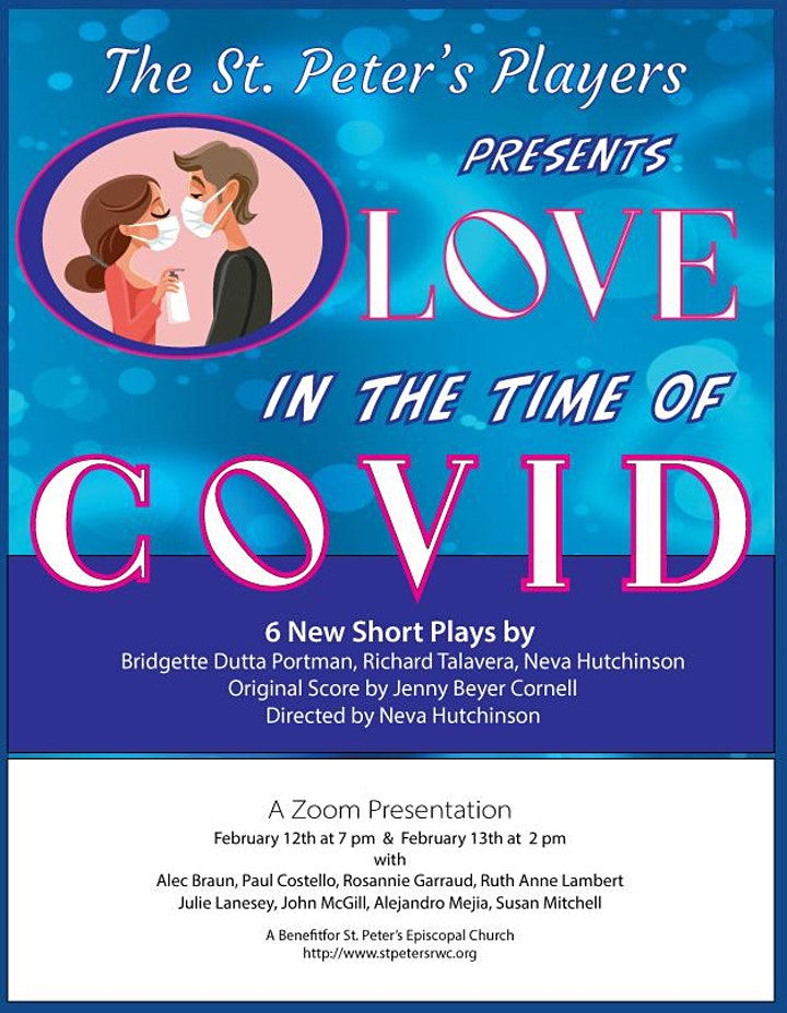 Love in the Time of Covid image