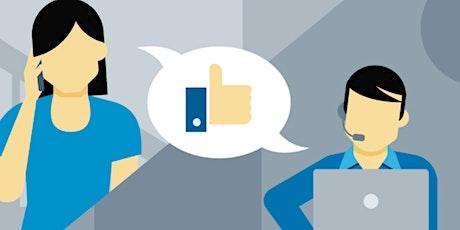 Effective Online & Phone Speaking Skills Free Workshop tickets