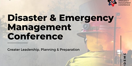 Disaster & Emergency Management Conference tickets
