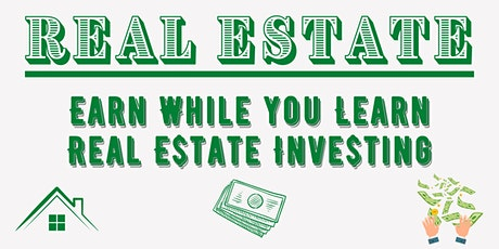 REAL ESTATE INVESTING -   Introduction, Atlanta tickets