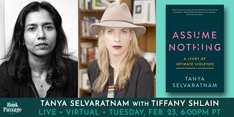 Book Passage Presnts: Tanya Selvaratnam with Tiffany Shlain tickets