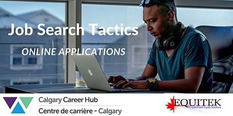 Job Search Tactics: Best Practices for Online Applications tickets