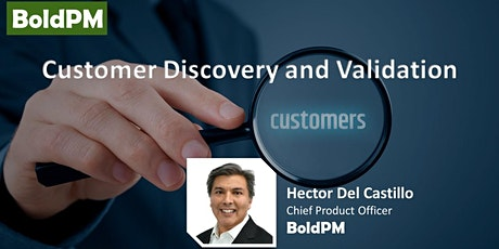 Customer Discovery and Validation tickets