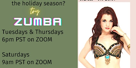 Zumba with Kelly tickets